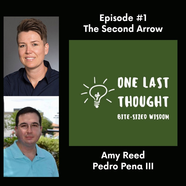 Episode image for The Second Arrow - Amy Reed, Pedro Pena III - Episode 01