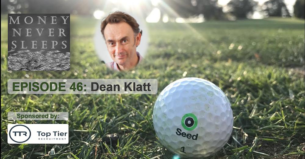 046: Golf Boys   Dean Klatt from Seed Golf
