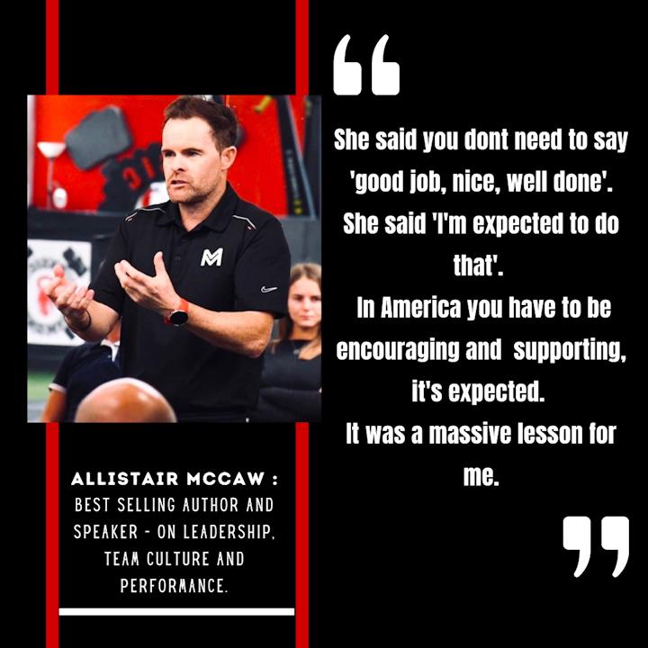 Episode 82: Allistair McCaw - Champion Minded