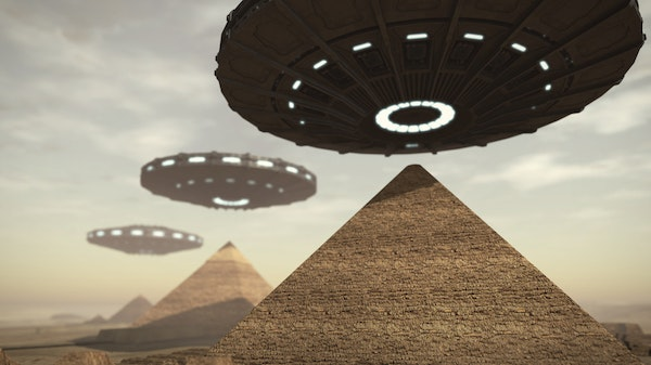 Hidden History: Ancient Aliens and the Suppressed Origins of Civilization