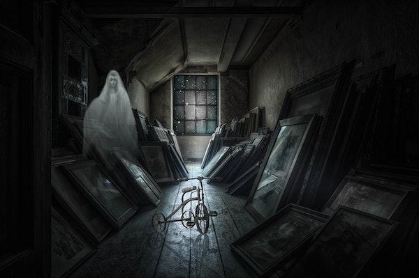 Ghosts of GreyStone
