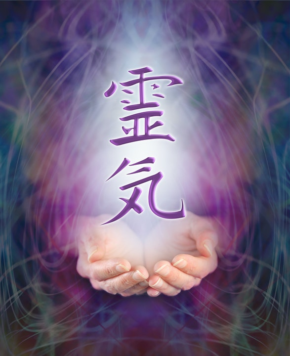 Reiki the Healing Touch.