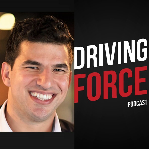 Episode 33: Alex Harstrick - Do the job that you would do for free Image