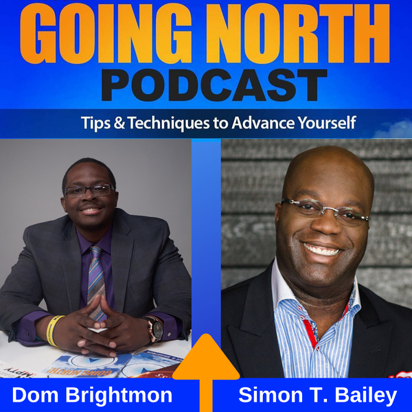 "Ep. 306 – ""Be The SPARK"" with Simon T. Bailey (@SimonTBailey) Image"