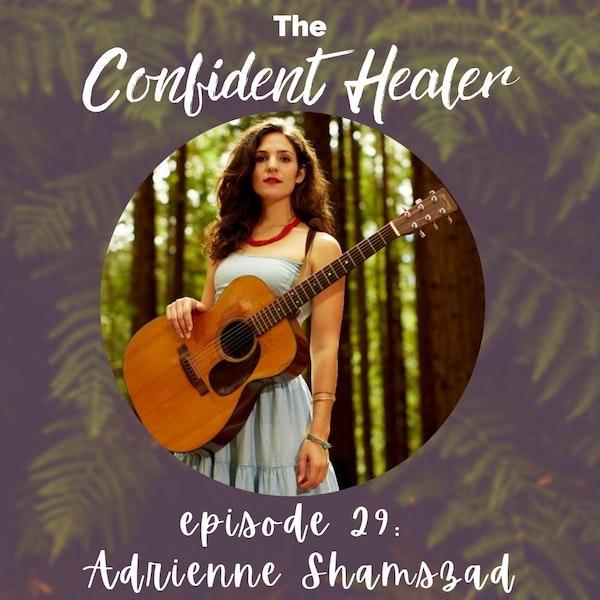 Adrienne Shamszad on Singing and Building Self-Esteem Through Confidence