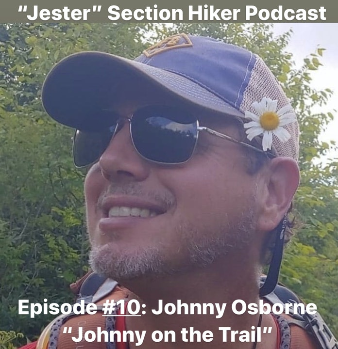 Episode #10 - Johnny Osborne (Johnny on the Trail)