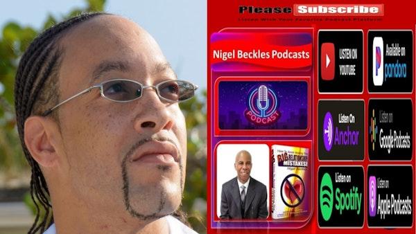LaQuon Johnson Author, Motivational Coach & Speaker Image