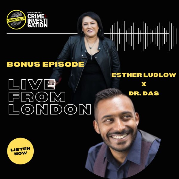 Bonus Episode: Once Upon a Crime + A Psych for Sore Minds LIVE in London Image