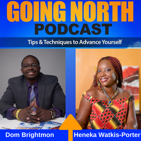 "232 – ""Podcast Power"" with Heneka Watkis-Porter (@TheEntrepYou) Image"