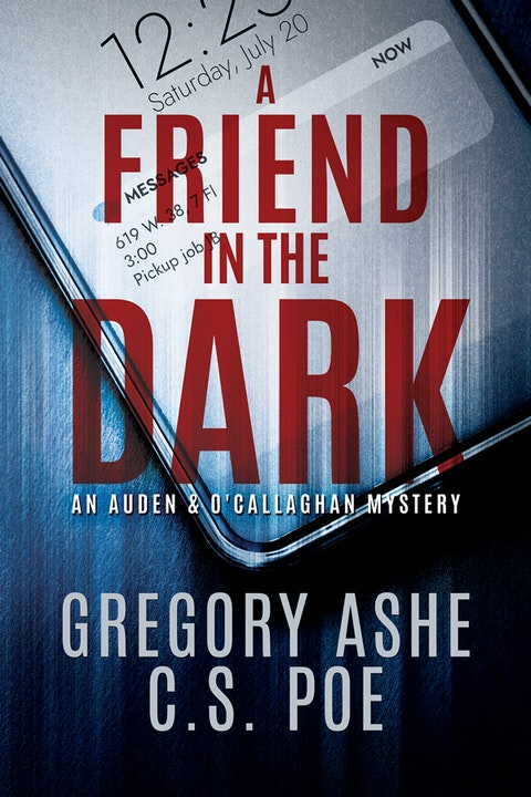 Gregory Ashe & C.S. Poe are a Dynamic Writing Duo Image