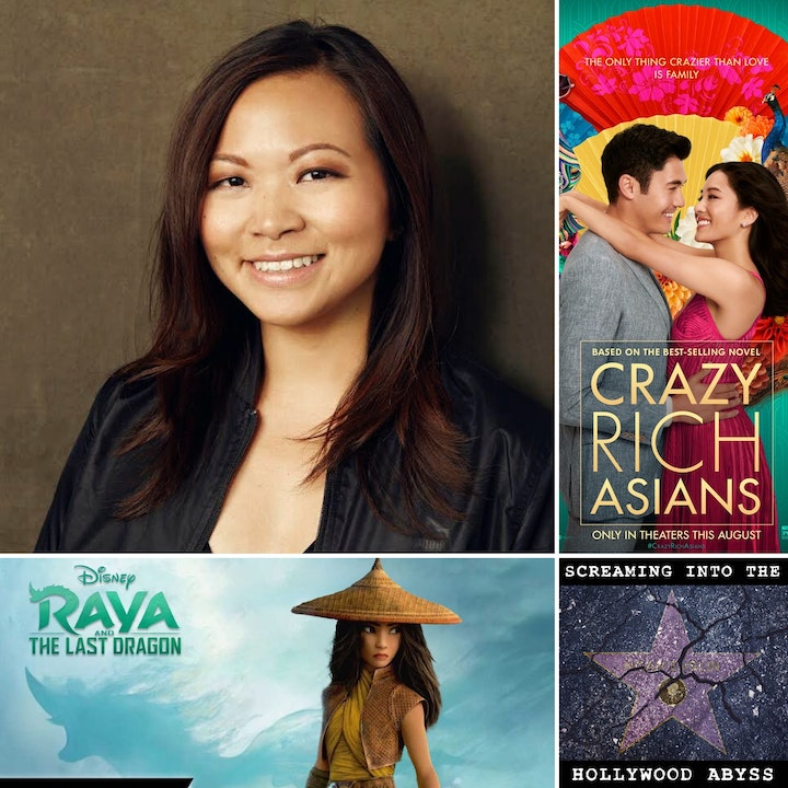 Episode image for Take 1 - Screenwriter Adele Lim, Crazy Rich Asians and Raya and the Last Dragon