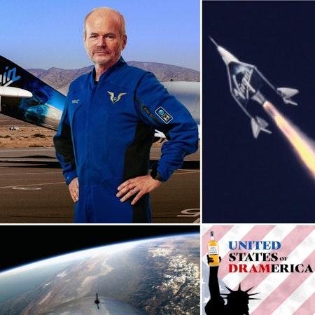 Episode 54 - David Mackay, Virgin Galactic Chief Pilot Image