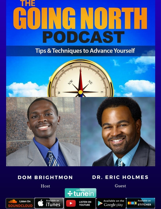 """15 - """"The Power of the Seed"""" with Dr. Eric Holmes (@DrEricholmes1)"""