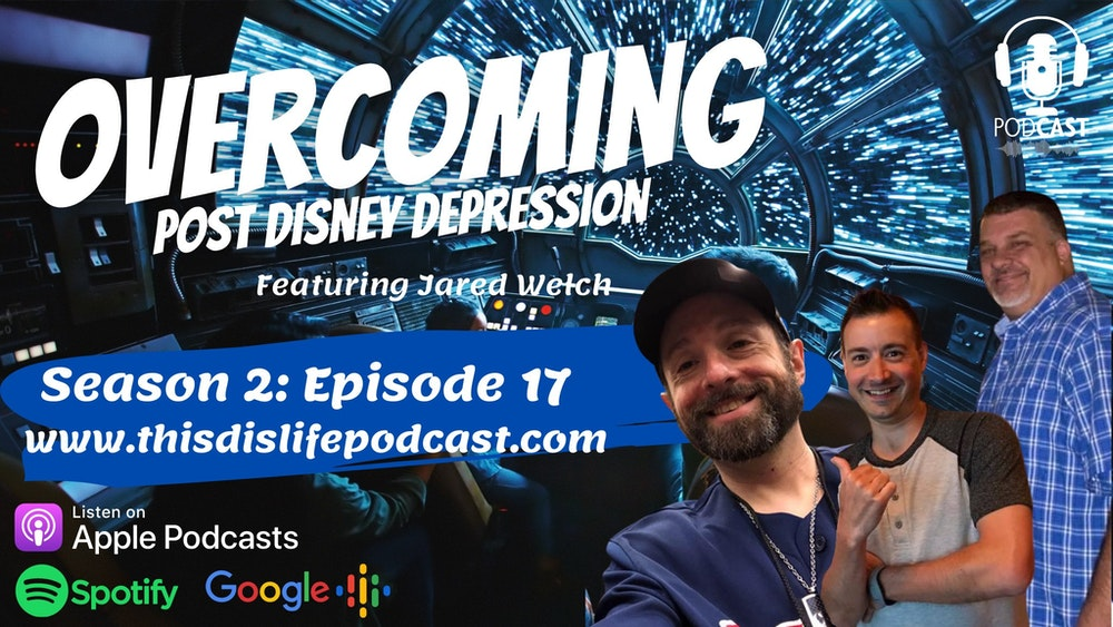 Overcoming Post Disney Depression