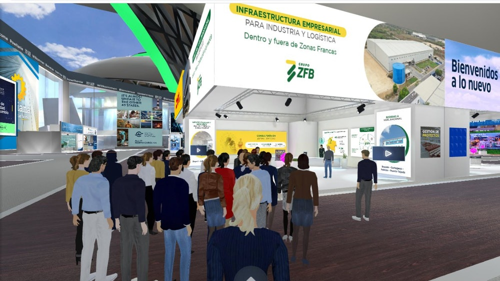 Con expectativas por más de $37.600 millones cerró3ra.Feria Virtual de Negocios de AmCham Colombia