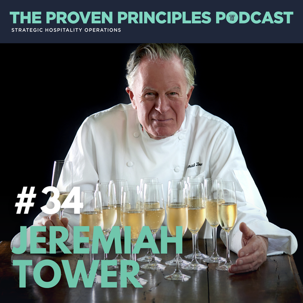 Leadership and Building High Performing Teams: Jeremiah Tower, The Father of American Cuisine Image