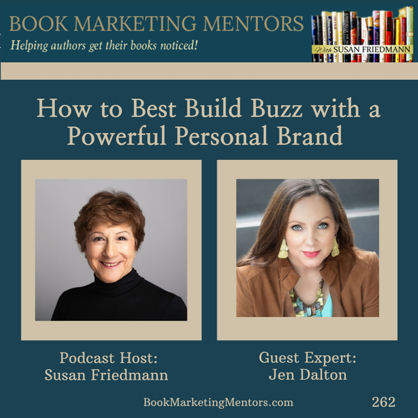 How to Best Build Buzz with a Powerful Personal Brand - BM262 Image