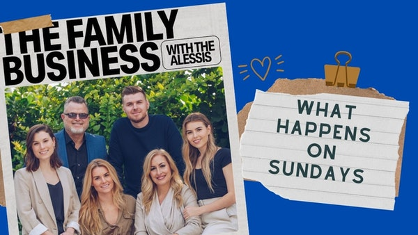 Sunday at The Family Business: A Guide to The Good Life (Mid-Season Bonus) Image