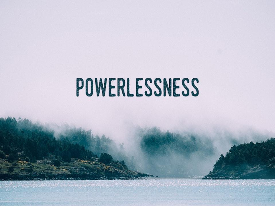 Powerless Sermons and Prayerless Churches