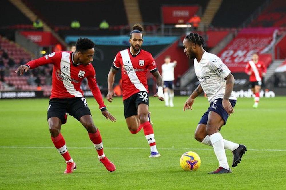 Match Coverage – Southampton vs Manchester City 19/12/20 - Emma Ashley