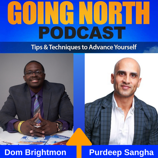 "203 - ""Mentorship & The Male Entrepreneur"" with Purdeep Sangha (@PurdeepSangha) Image"