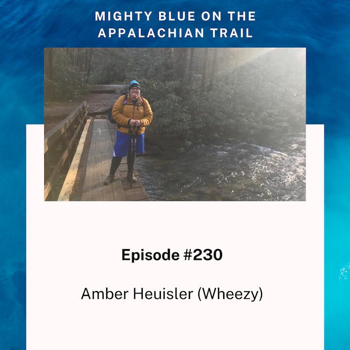 Episode #230 - Amber Heuisler (Wheezy)