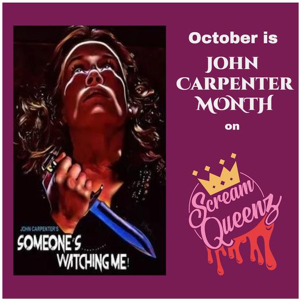 John Carpenter's SOMEONE'S WATCHING ME! (1978)