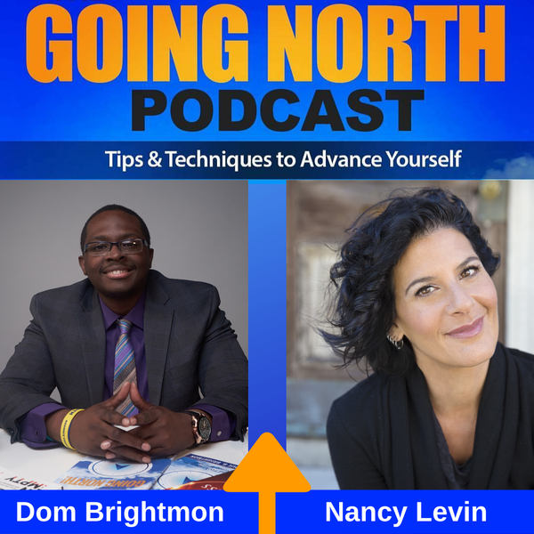 "269 – ""Setting Boundaries Will Set You Free"" with Nancy Levin (@nancylevin) Image"
