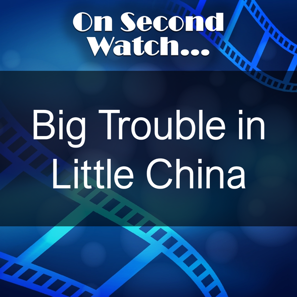 """Big Trouble in Little China (1986) - """"It's All In The Reflexes"""""""