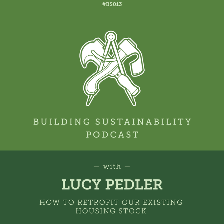 How to retrofit our existing housing stock - Lucy Pedler