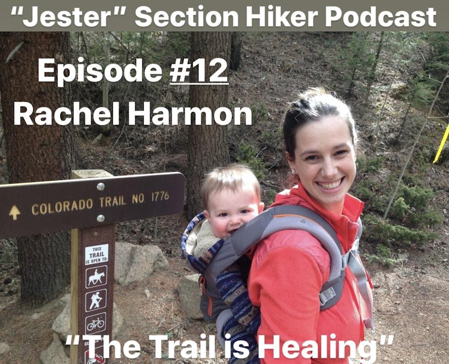 Episode #12 - Rachel Harmon