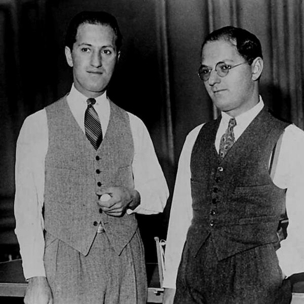 "Gershwin's ""I Got Rhythm"" Image"