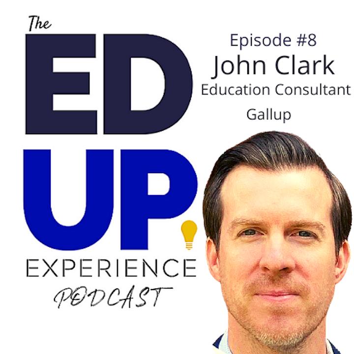 8: John Clark, Former Education Consultant, Gallup