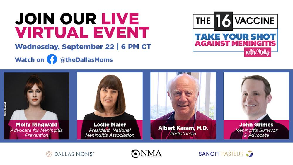 The 16 Vaccine Live Event