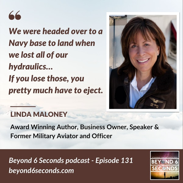 Episode 131: Proudly She Served -- with Linda Maloney