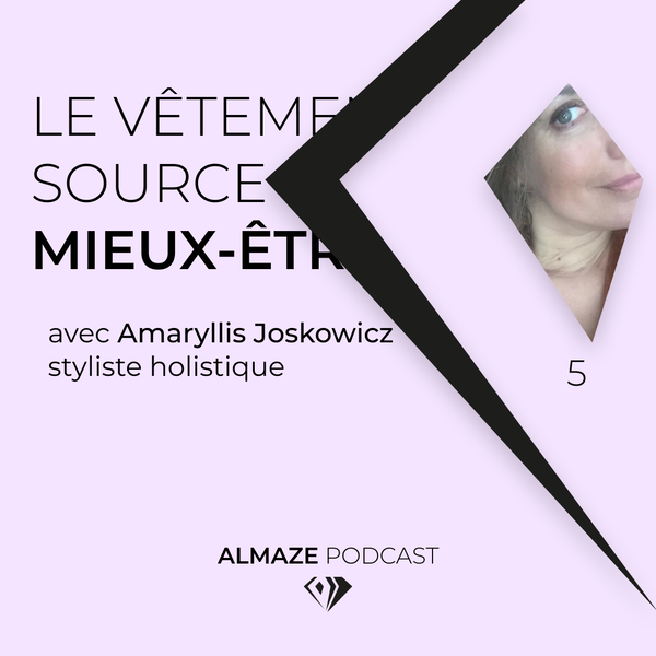 """""""Je vais me servir du vecteur du vêtement comme un moyen d'apporter du mieux-être à une personne"""" Amaryllis Joskowicz Image"""