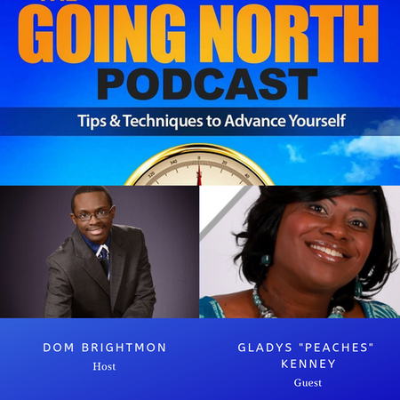 "125 - ""Set Apart & Chosen"" with Gladys ""Peaches"" Kenney (@Faithsteps8) Image"