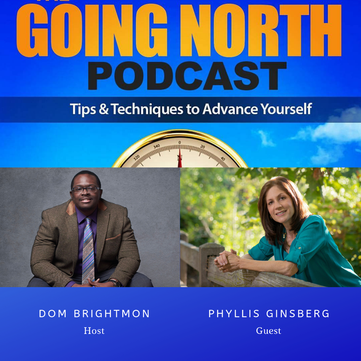 """156 - """"Tired & Hungry No More"""" with Phyllis Ginsberg (@GinsbergPhyllis)"""