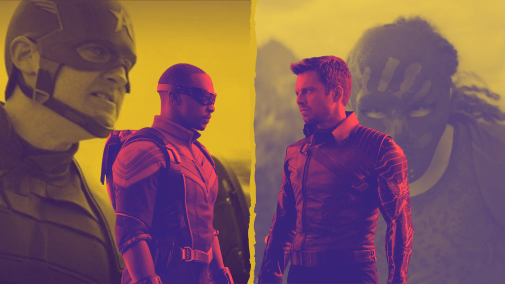 The Falcon And The Winter Soldier Easter Eggs From Episode 2