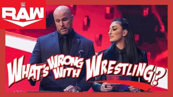 2021 WWE DRAFT - Raw 10/4/21 & SmackDown 10/1/21 Recap