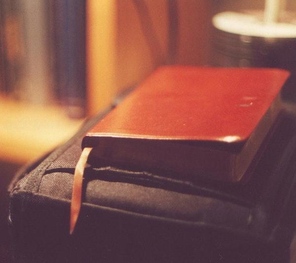 Episode 75:  Carol's Bible Study Image