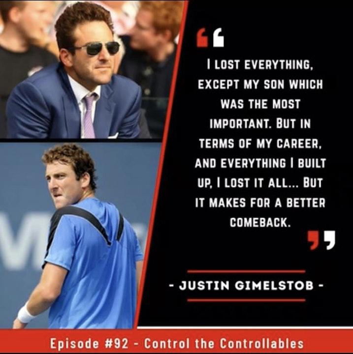 Episode 92: Justin Gimelstob - My Way
