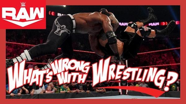 BOBBY LASHLEY GETS BIT - WWE Raw 9/6/21 & SmackDown 9/3/21 Recap