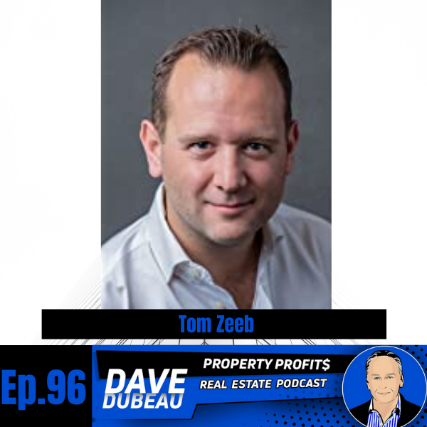 From Near Death to Real Estate Success with Tom Zeeb Image