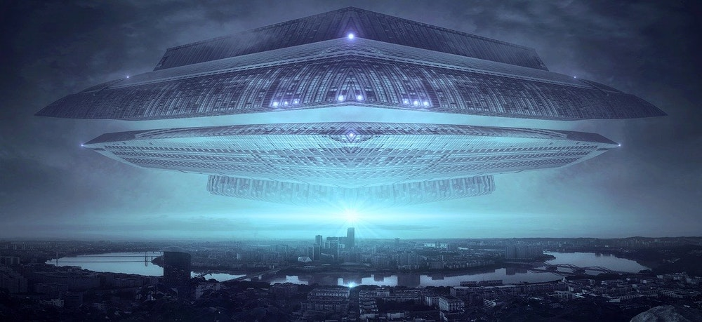 Ancient Alien Empire
