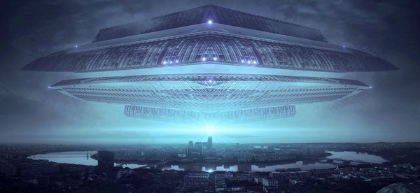Ancient Alien Empire Image