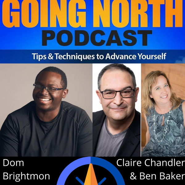 "286 – ""Leading Beyond A Crisis"" with Ben Baker & Claire Chandler (@YourBrandMrktng)"