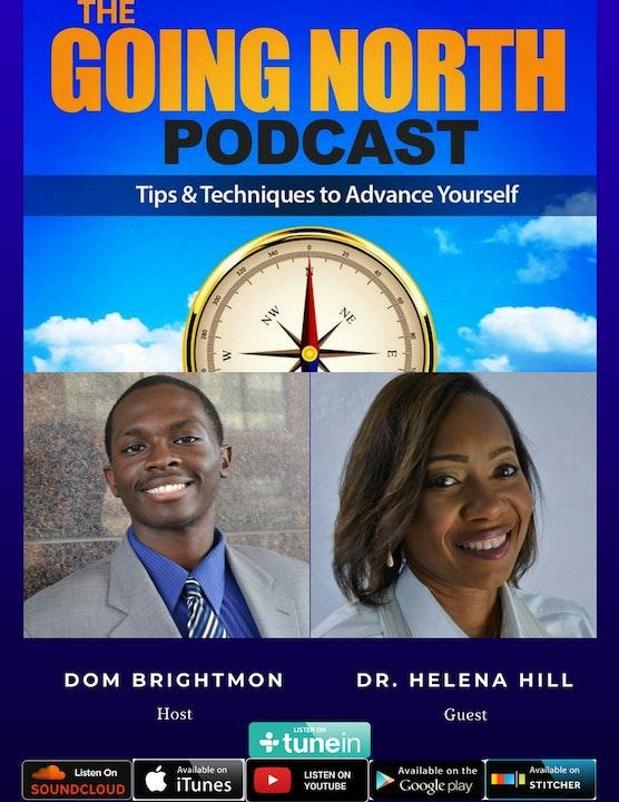 66 - Time Let's Talk Blends with Dr. Helena Hill (@TimeLets)