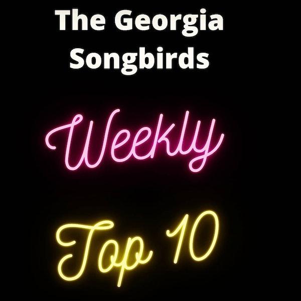The Georgia Songbirds Weekly Top 10 Countdown Week 42 Image