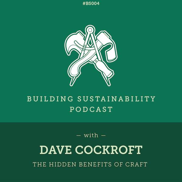 The hidden benefits of craft - Dave Cockroft Image